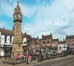 Thirsk Named Best Hidden Summer...